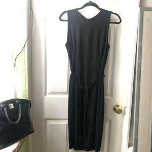 DKNY midi dress